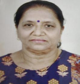 Mrs. Ansuya kshatriya